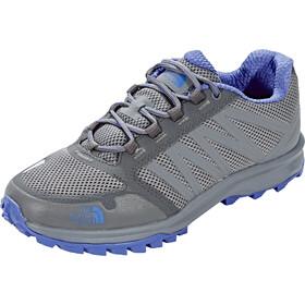 The North Face Litewave Fastpack Chaussures Femme, zinc grey/amparo blue